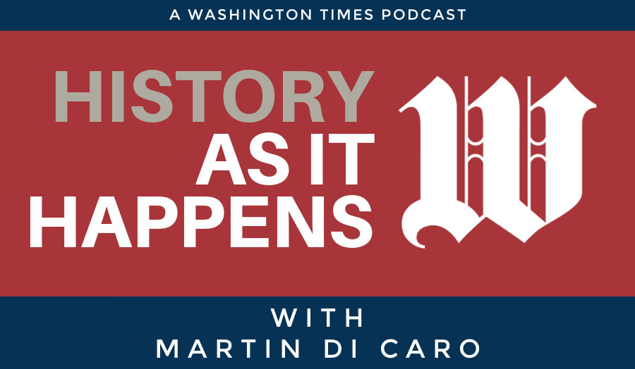History As It Happens Podcast