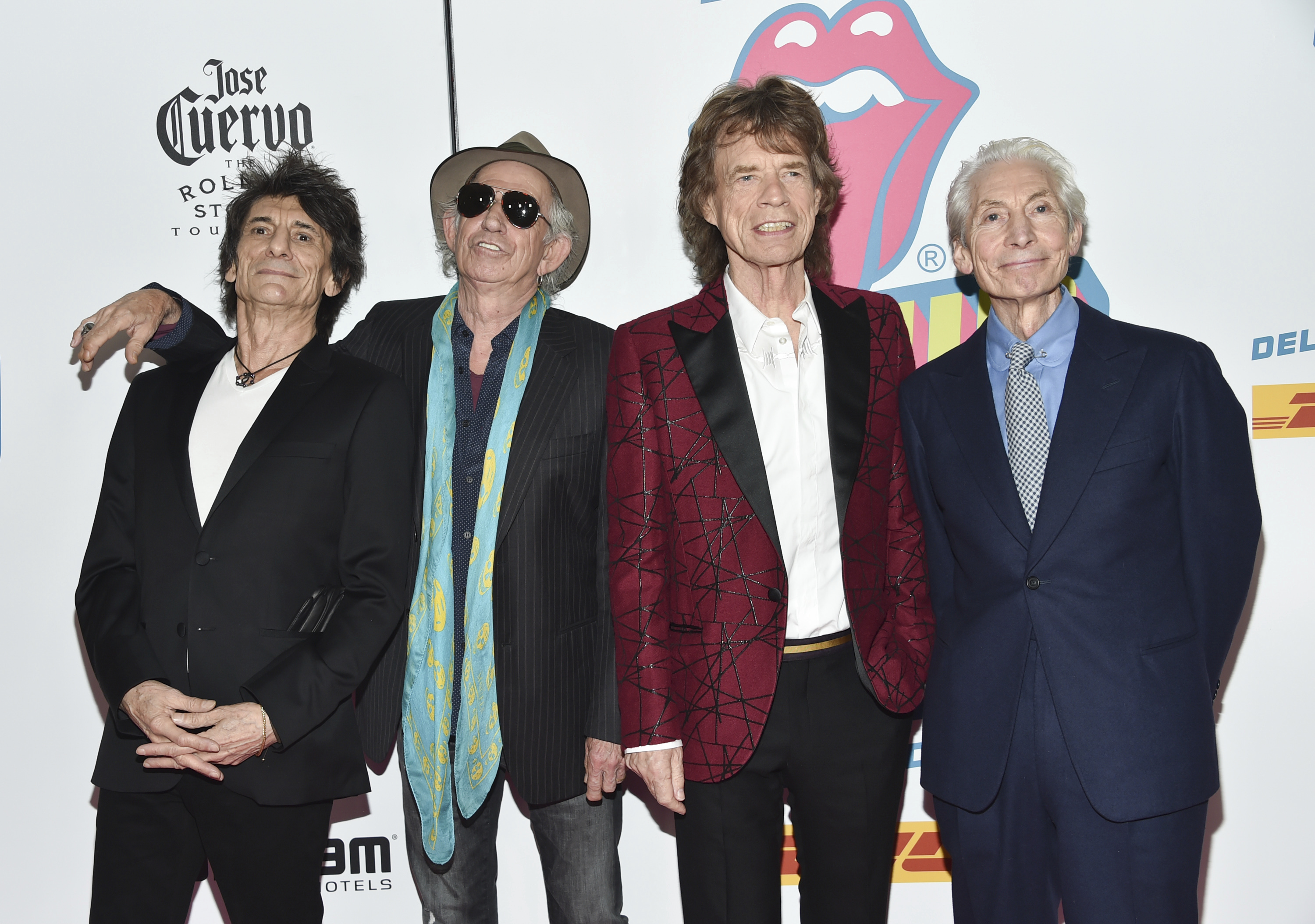 Charlie Watts, Rolling Stones drummer set to miss U.S. tour after  unexpected, 'successful' procedure - Washington Times