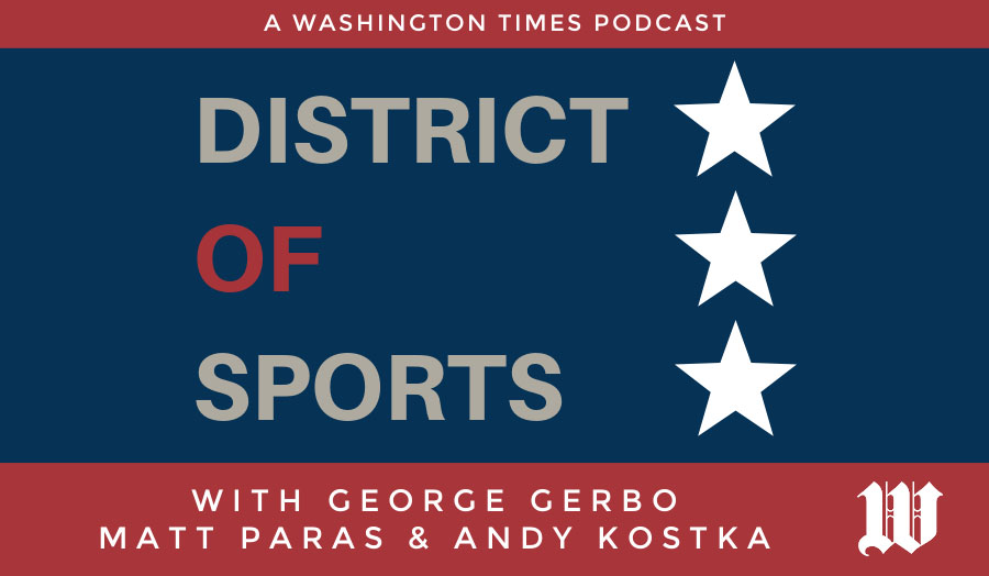 Special Section: District of Sports Podcast