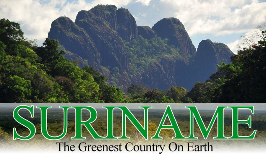 Suriname: The Greenest Country on Earth - A Special Report